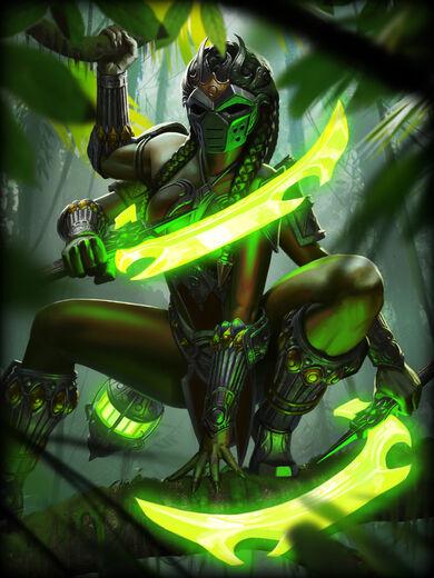Kali Predadora