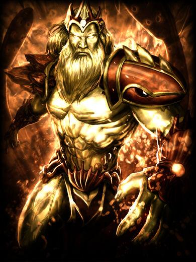 Poseidon Legendária