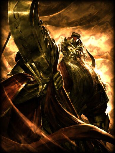 Guan Yu Legendária