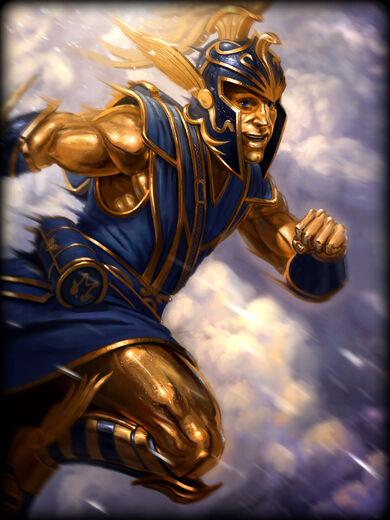 Mercúrio Dourada