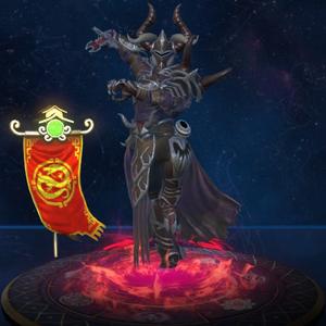 Ao Kuang Dragão Negro no Jogo
