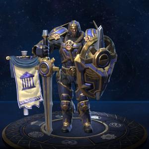 Ares Lâmina de Diamante no Jogo