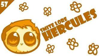 SMITE Lore Ep. 57 - Who is Hercules?