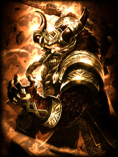 Odin Legendária