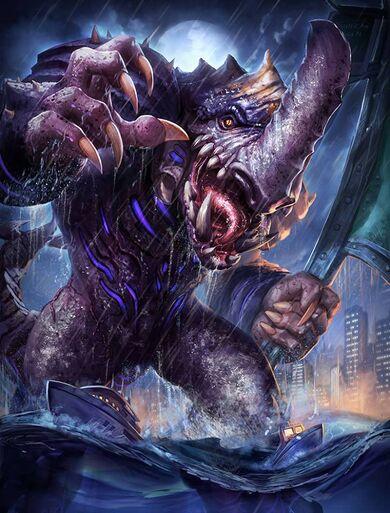 Sobek Kaiju