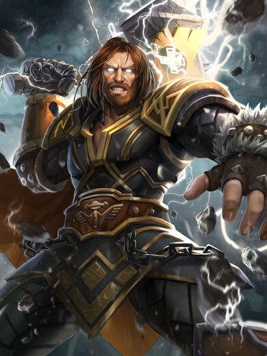Thor Iron Gaming