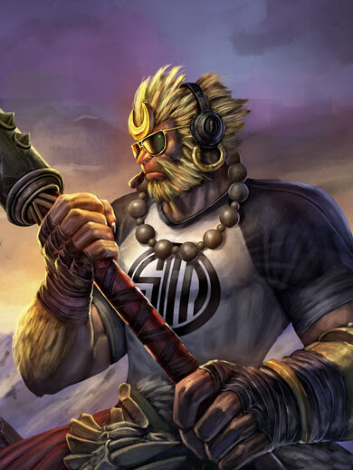 Sun Wukong Team SoloMid