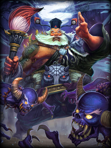 Zhong Kui Rei dos Fantasmas