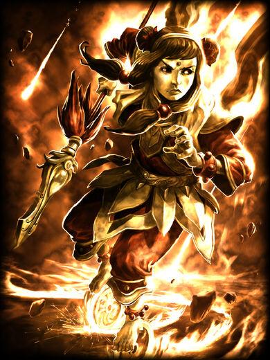 Nezha Legendária
