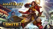 SMITE - God Reveal - Amaterasu, The Shining Light