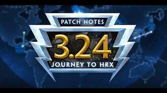 SMITE Patch Notes VOD - Journey to HRX (Patch 3.24)