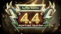 SMITE Patch Notes VOD - Hunting Season (Patch 4