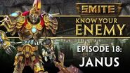 SMITE Know Your Enemy 18 - Janus