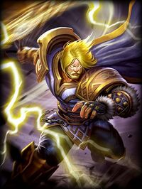 Thor RighteousHammer Card