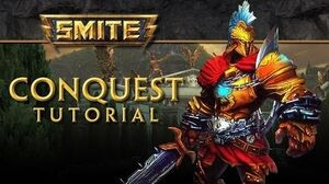 SMITE Tutorial - Conquest