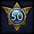 Achievements GodMastery 50