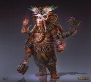 Ganesha 'Primal Shaman' Concept