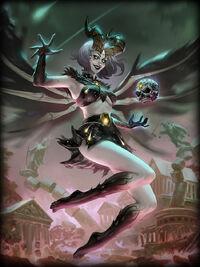 Discordia oblivion-queen Card