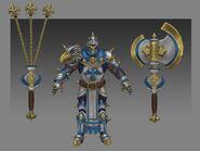 Osiris 'Noble Knight' Concept