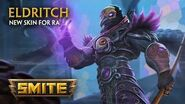 SMITE - New Skin for Ra - Eldritch