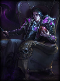 Hades prince-of-darkness Card