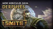 New Hercules Skin Derpules