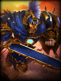 Ares Golden Card