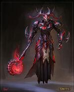 Hades 'Grim Wraith' Concept