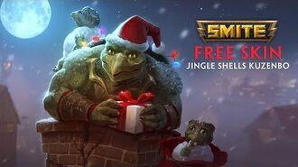 SMITE - Jingle Shells Kuzenbo - Unlock for FREE in Update 5.23