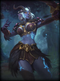 Neith moonlit-scout Card