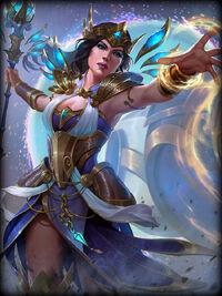 Hera battle-queen Card