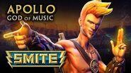 SMITE God Reveal - Apollo, God of Music