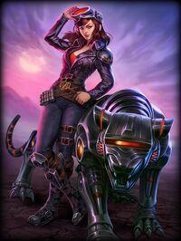 Awilix Renegade Card