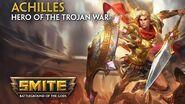 SMITE - God Lore Reveal - Achilles, Hero of the Trojan War