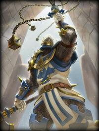 Osiris NobleKnight Card