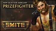 New Mercury Skin Prizefighter