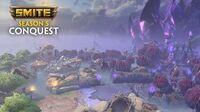 SMITE - Map Reveal - Season 5 Conquest