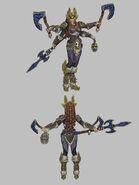 Kali 'Blood Jarl' concept