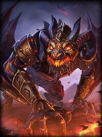 Camazotz brimstone-beast Card