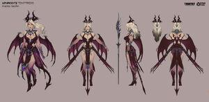 AphroditeTemptress Concept1