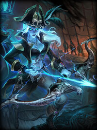 Artemis dread-captain Card