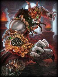 Ravana Tyrant Card