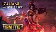 SMITE - God Reveal - Izanami, Matron of the Dead