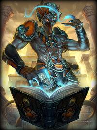Thoth SanguineScribe Card