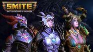 SMITE - New Tier 5 Skin - Divine Dragon Bellona