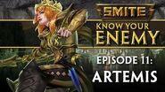 SMITE Know Your Enemy 11 - Artemis
