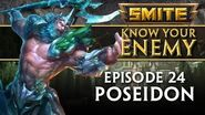 SMITE Know Your Enemy 24 - Poseidon