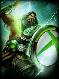 Zeus XBoxOne Card