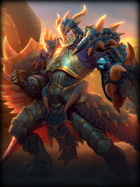Ares primal-fire Card