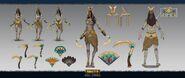 Izanami 'Mummified' Concept